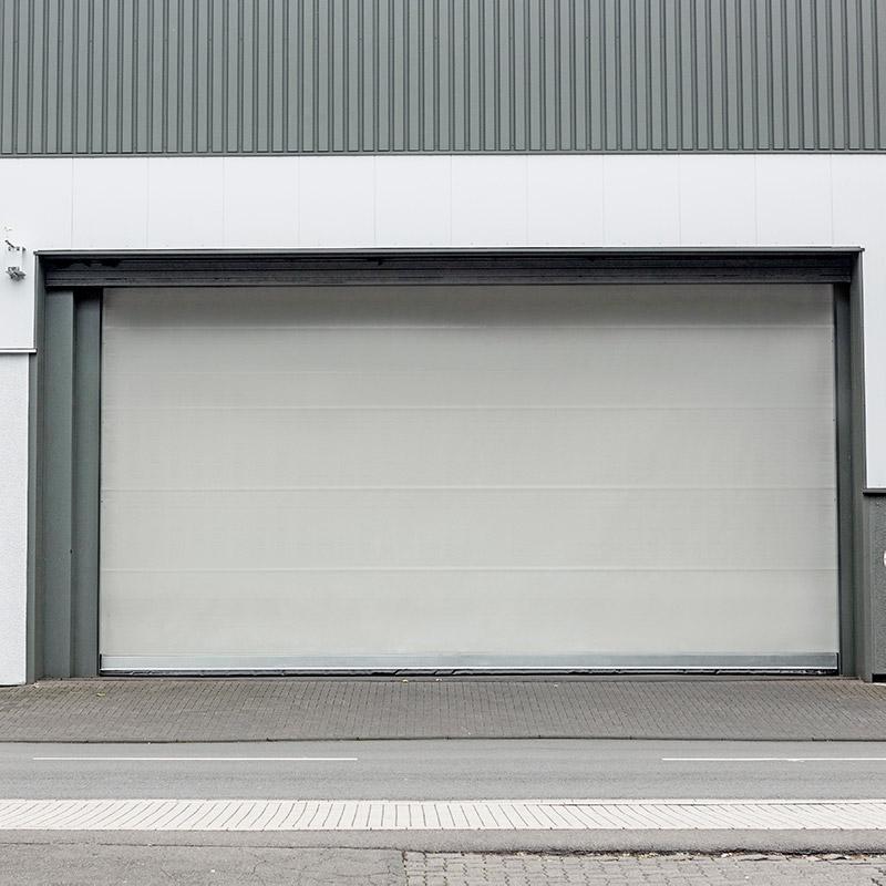 flexibele buitendeuren van groot formaat