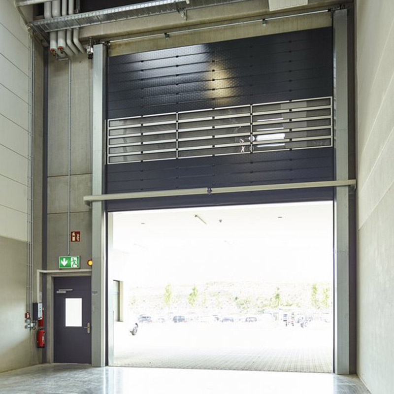 Spiraal- en snelle sectionaaldeuren RTS 4000 PU N 42