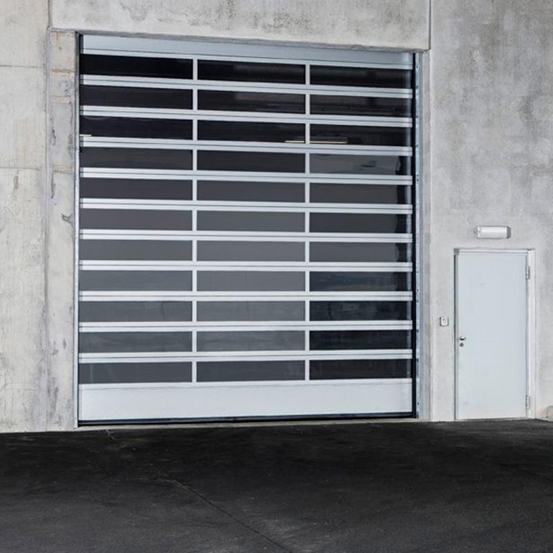 spiraal- en snelle sectionaaldeuren RTS 4000 PU V 67