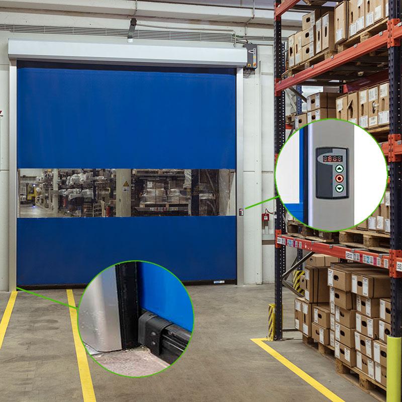 Flexibele binnendeuren A4012-SEL R
