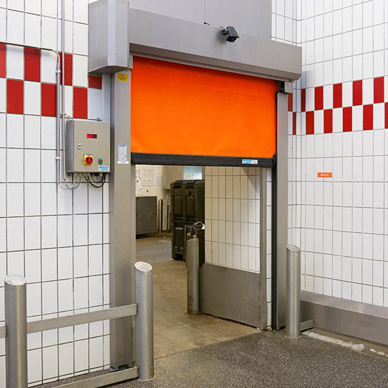 Speciale deuren voor natte ruimtes